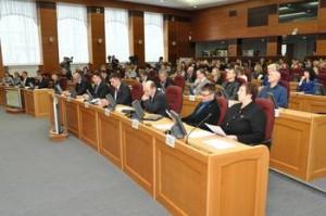 Cостоялись публичные слушания по проекту областного бюджета на 2013 год и плановый период 2014 и 2015 годов