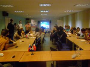 III заседание постоянно действующего российско-польского семинара «Современная молодежь и гражданское общество»