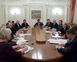 ОПОРА РОССИИ встретилась с президентом РФ