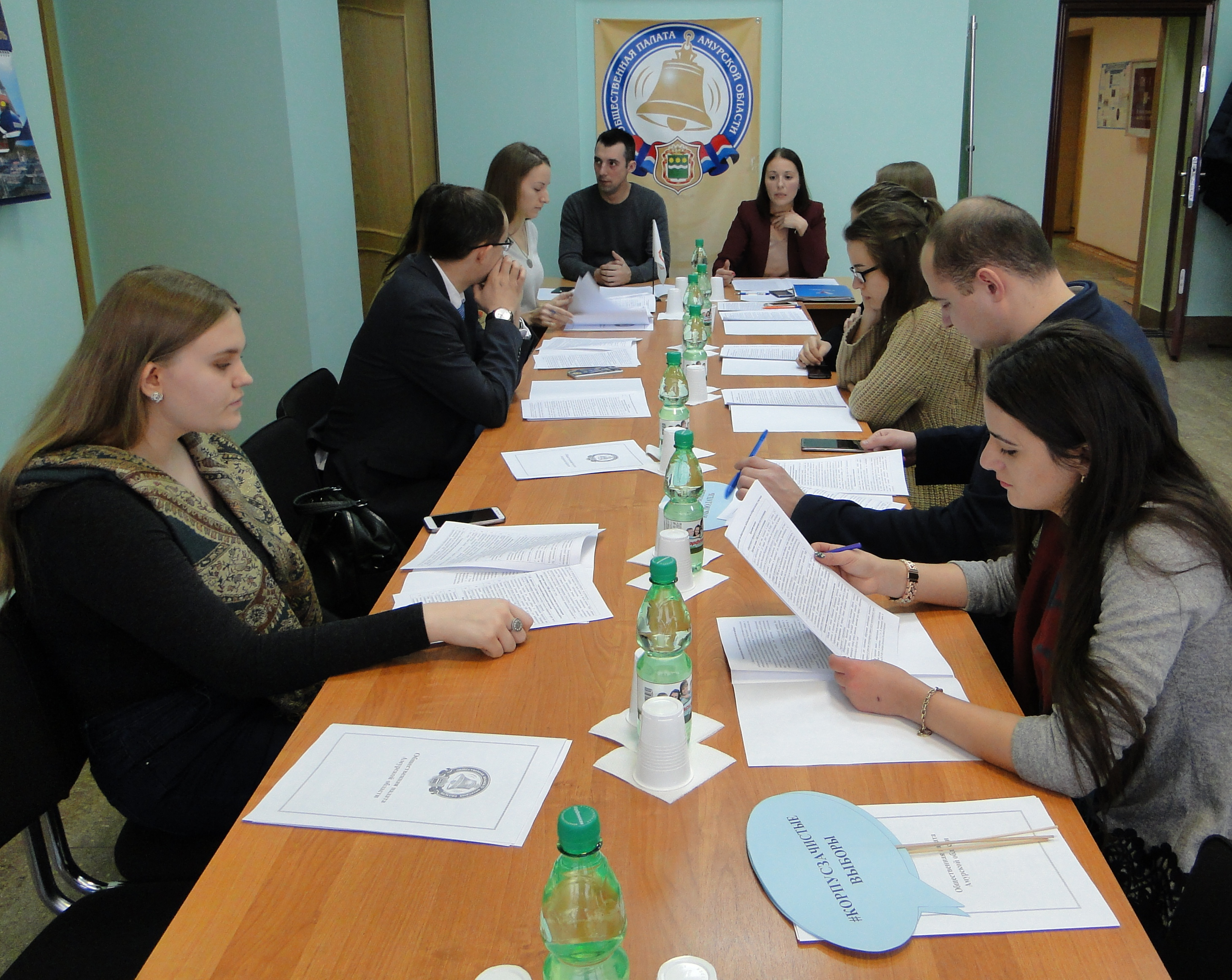 Общественники обсудили стандарты деятельности общественных наблюдателей