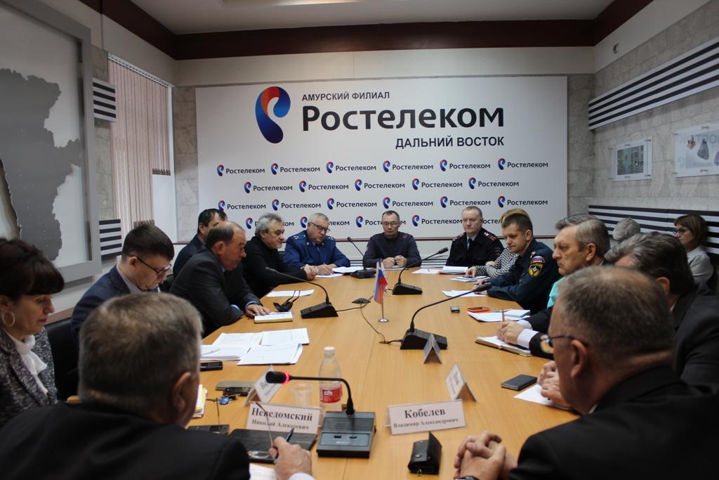 Состоялось селекторное совещание с ТИК области