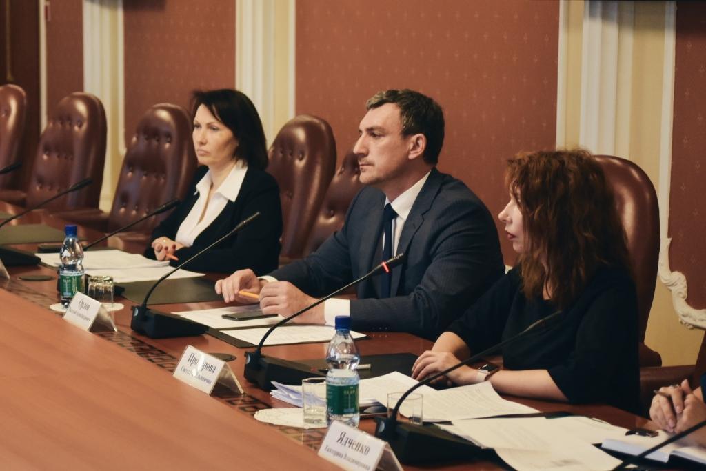 Заседание общественного совета при управлении государственного заказа Амурской области