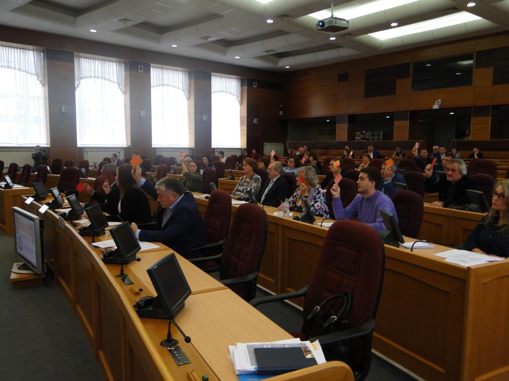 На заседании Общественной палаты Амурской области представлен проект «Великие имена России»