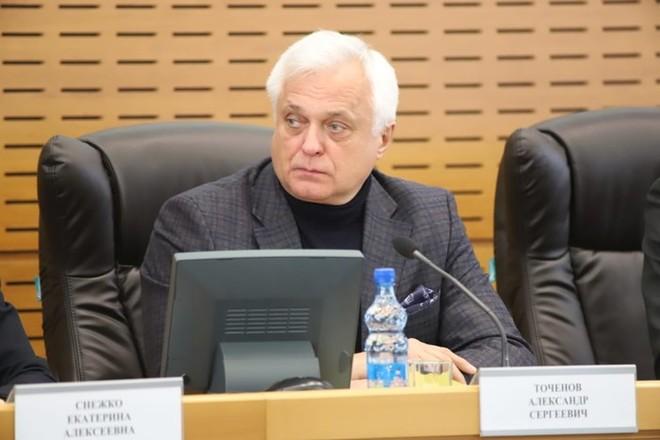 Рабочий визит заместителя секретаря Общественной палаты РФ в Амурскую область