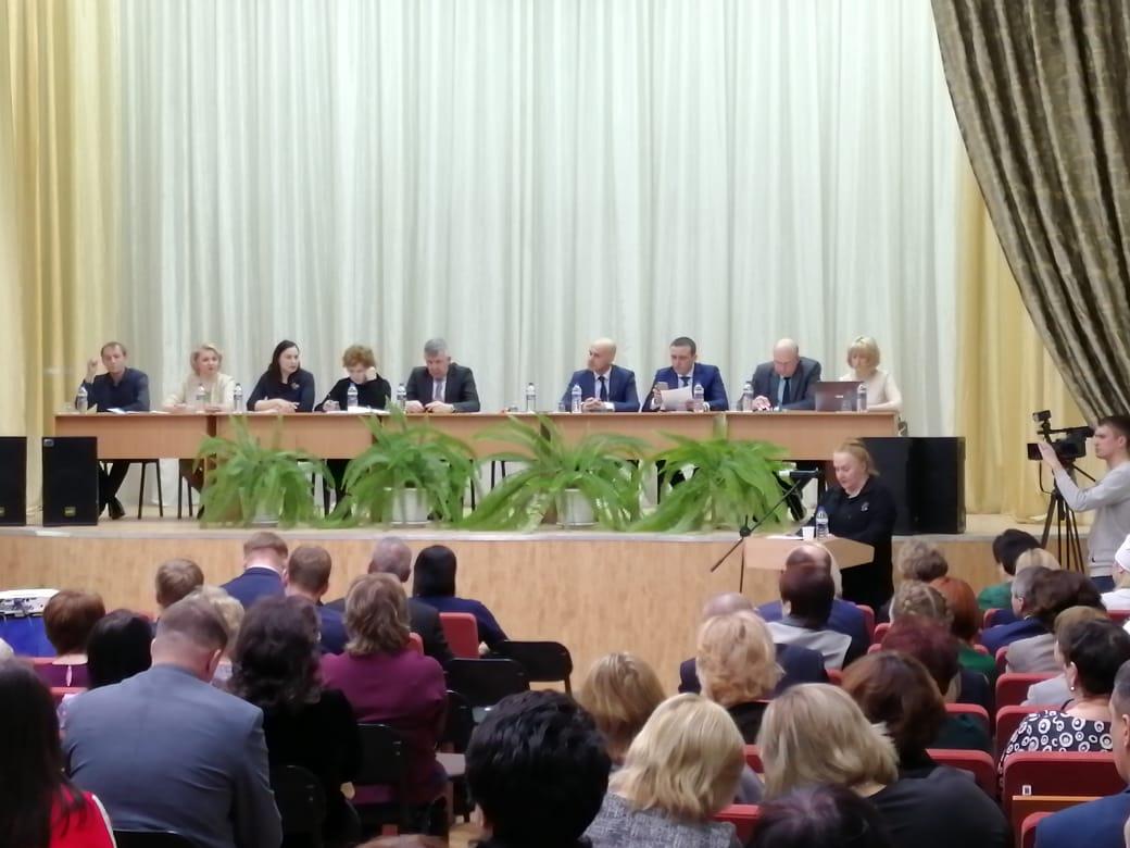 Cоциальный форум на тему: «Основные направления региональной социальной политики на 2019 год и плановый период до 2024 года».
