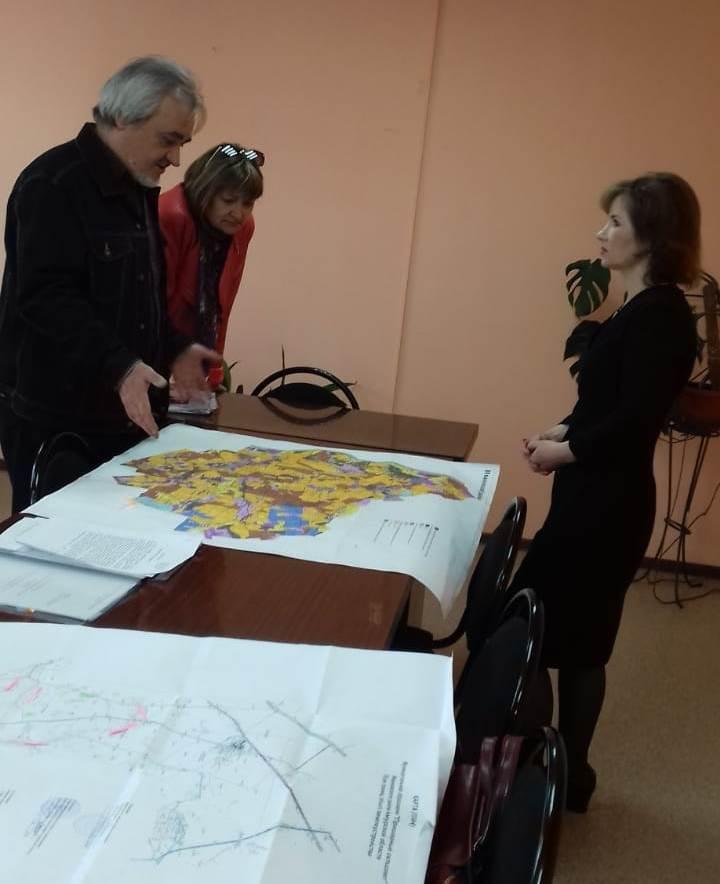 Состоялась рабочая встреча о проведении общественных слушаний по вопросу лесопарковой зоны в муниципальных образованиях сельских поселений