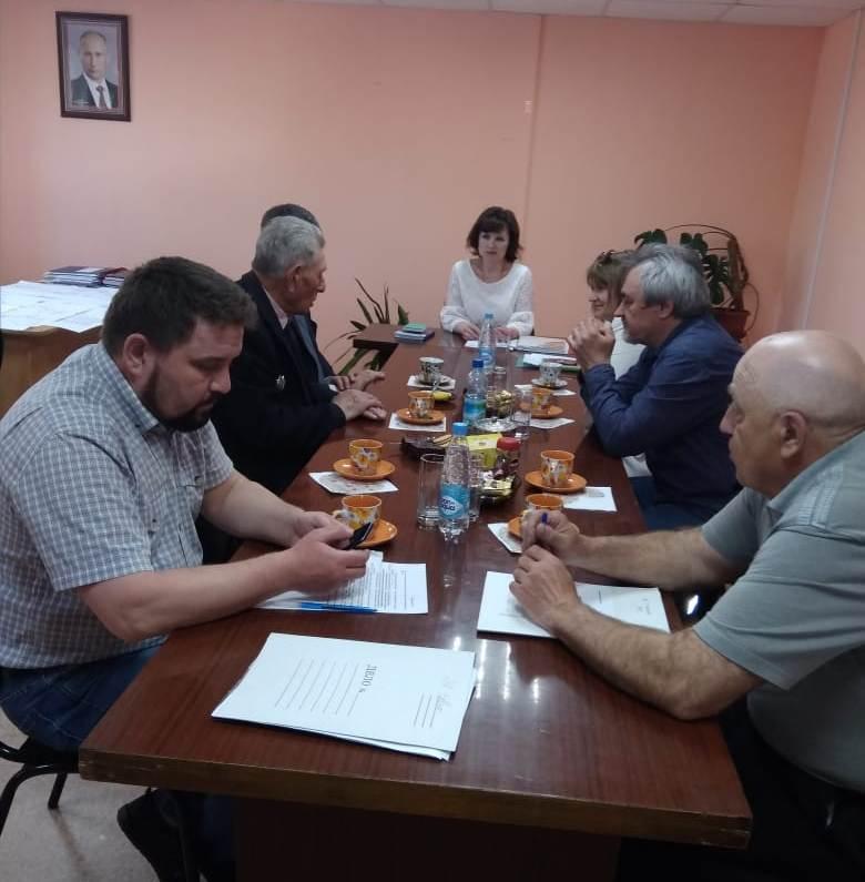 О заседании Общественного экологического совета  при главе Ивановского района