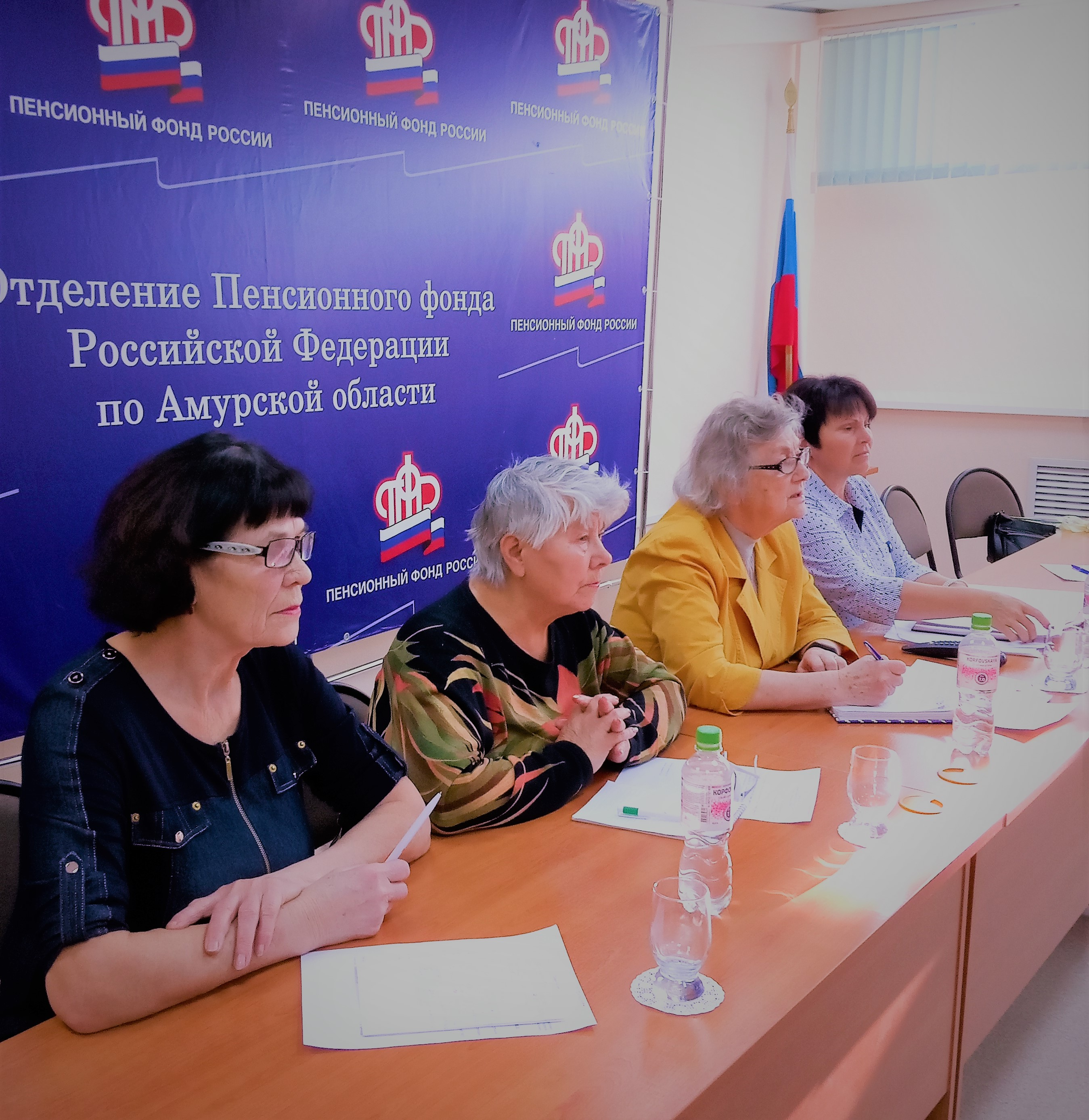 Видеоконференция заседания Правления АРО  Союза Пенсионеров России и местных отделений СПР состоялась 23.01.2020