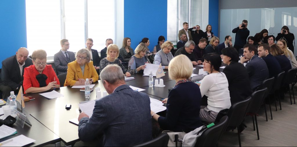 Общественные обсуждения Послания Президента РФ прошли в Общественной палате Амурской области