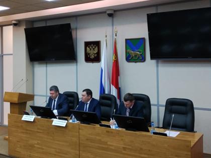 В Общественной палате Приморского края состоялось межрегиональное совещание по вопросу проведения общественного наблюдения за общероссийским голосованием по поправкам в Конституцию Российской Федерации.