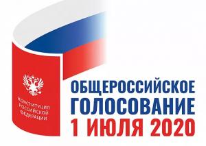 Установлены итоги общероссийского голосования на территории Амурской области