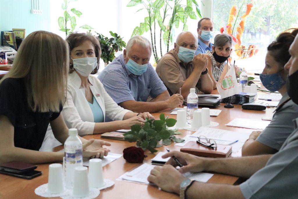 Новый состав Общественной наблюдательной комиссии Амурской области приступил к работе