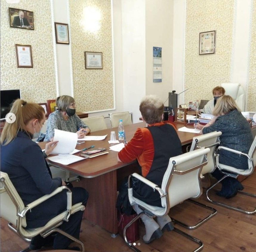 Прошло заседание Общественного совета при Управлении ЗАГС Амурской области