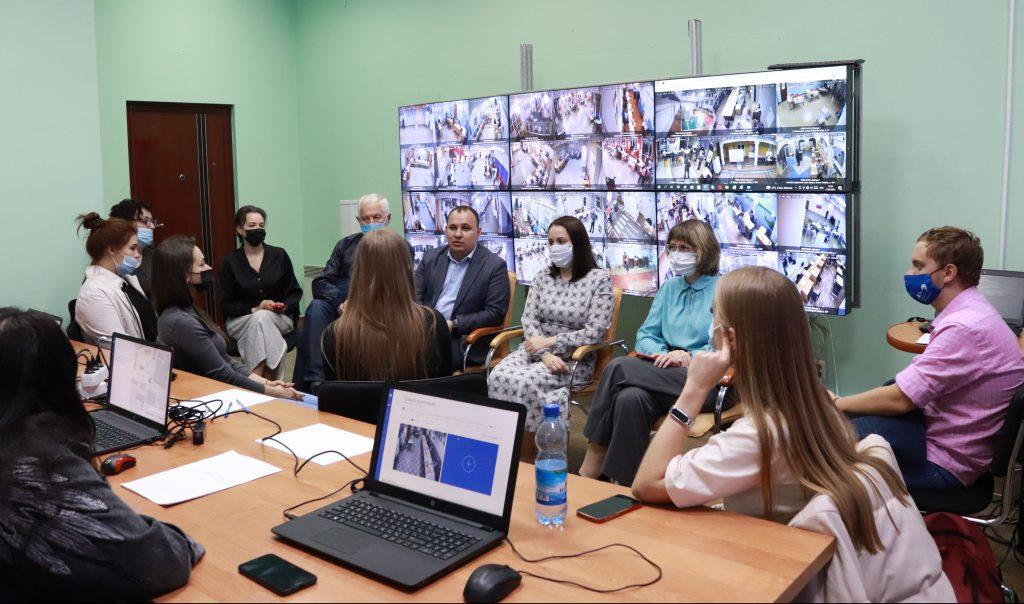 В Центре общественного наблюдения прошла встреча с наблюдателями